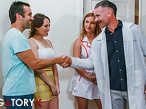 PURGATORYX Fertility Clinic Vol 1 Part 1 with Lily and Skylar